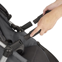 Evenflo Sibby Travel System with Litemax ICS (Highline Grey)-Travel System-Supreme Stroller