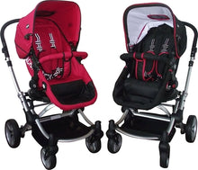 My Englacha Easy (Red)-Stroller-Supreme Stroller
