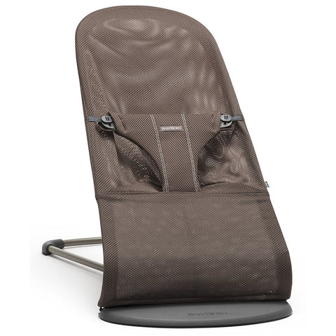 BABYBJÖRN Bouncer Bliss (Cocoa in Mesh)-Bouncer-Supreme Stroller