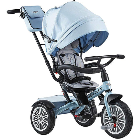 Bentley 6-in-1 Baby Stroller-Kids Trike (Jetstream Blue)-Stroller Trike-Supreme Stroller