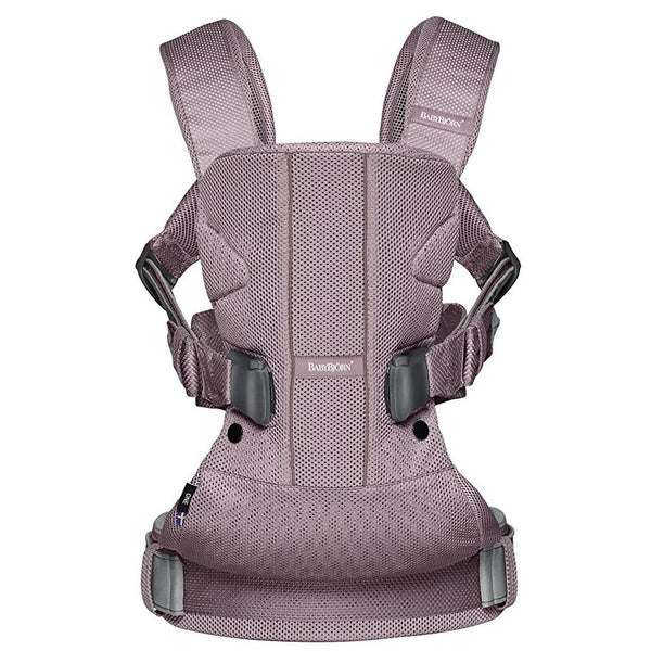 BABYBJÖRN Baby Carrier One Air (Lavender Violet, Mesh) Be You '17-Baby Carrier-Supreme Stroller