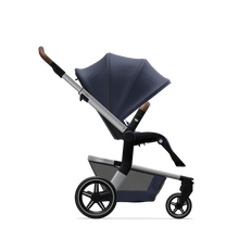 Joolz Hub+ Stroller Chassis + Seat with Raincover (Classic Blue)