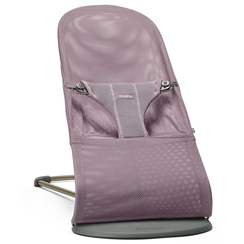 BABYBJÖRN Bouncer Bliss (Lavender Violet in Mesh) Be You '17-Bouncer-Supreme Stroller