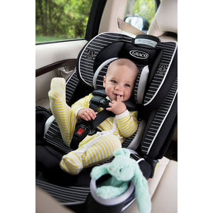 Graco 4ever All-in-One Car Seat (Studio)-Convertible Car Seat-Supreme Stroller