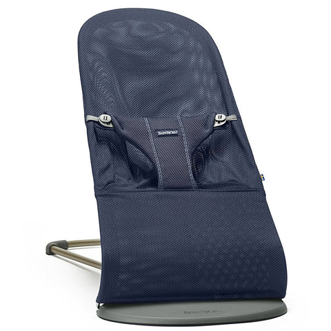 BABYBJÖRN Bouncer Bliss (Navy Blue in Mesh) Be You '17-Babybjörn-Supreme Stroller