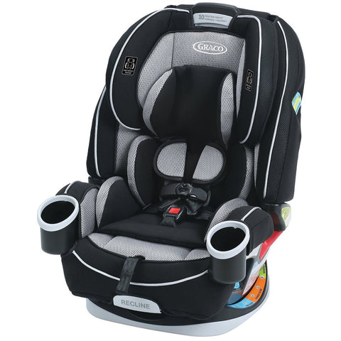 Graco 4ever All-in-One Car Seat (Matrix)-Convertible Car Seat-Supreme Stroller
