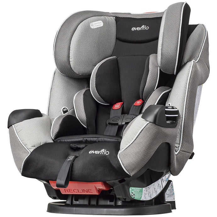Evenflo Symphony™ LX (Harrison)-Convertible Car Seat-Supreme Stroller