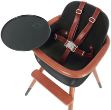 Micuna Ovo Max City High Chair with PU Leather Belts and Pad-High Chair-Supreme Stroller