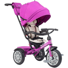 Load image into Gallery viewer, Bentley 6-in-1 Baby Stroller-Kids Trike (Fuchsia Pink)-Stroller Trike-Supreme Stroller