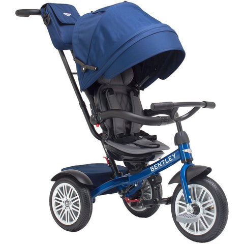 Bentley 6-in-1 Baby Stroller-Kids Trike (Sequin Blue)-Stroller Trike-Supreme Stroller