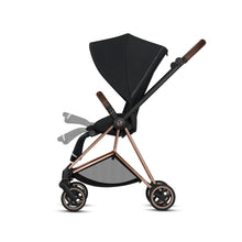 Cybex MIOS 3-in-1 Travel System w/ Rose Gold Frame (Fancy Pink)