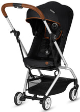 Load image into Gallery viewer, Cybex Eezy S Twist/Aton 2 w/ SensorSafe™ Travel System (Lavastone Black Denim)-Travel System-Supreme Stroller