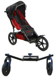 Adaptive Star Axiom Improv Push Chair Size 2 With Swivel Wheel-Adaptive Star-Supreme Stroller