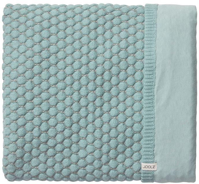 Joolz ESSENTIALS HONEYCOMB BLANKET (Blue)