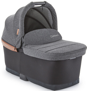 Contours Element Bassinet and Removable Carrycot (Storm Grey)