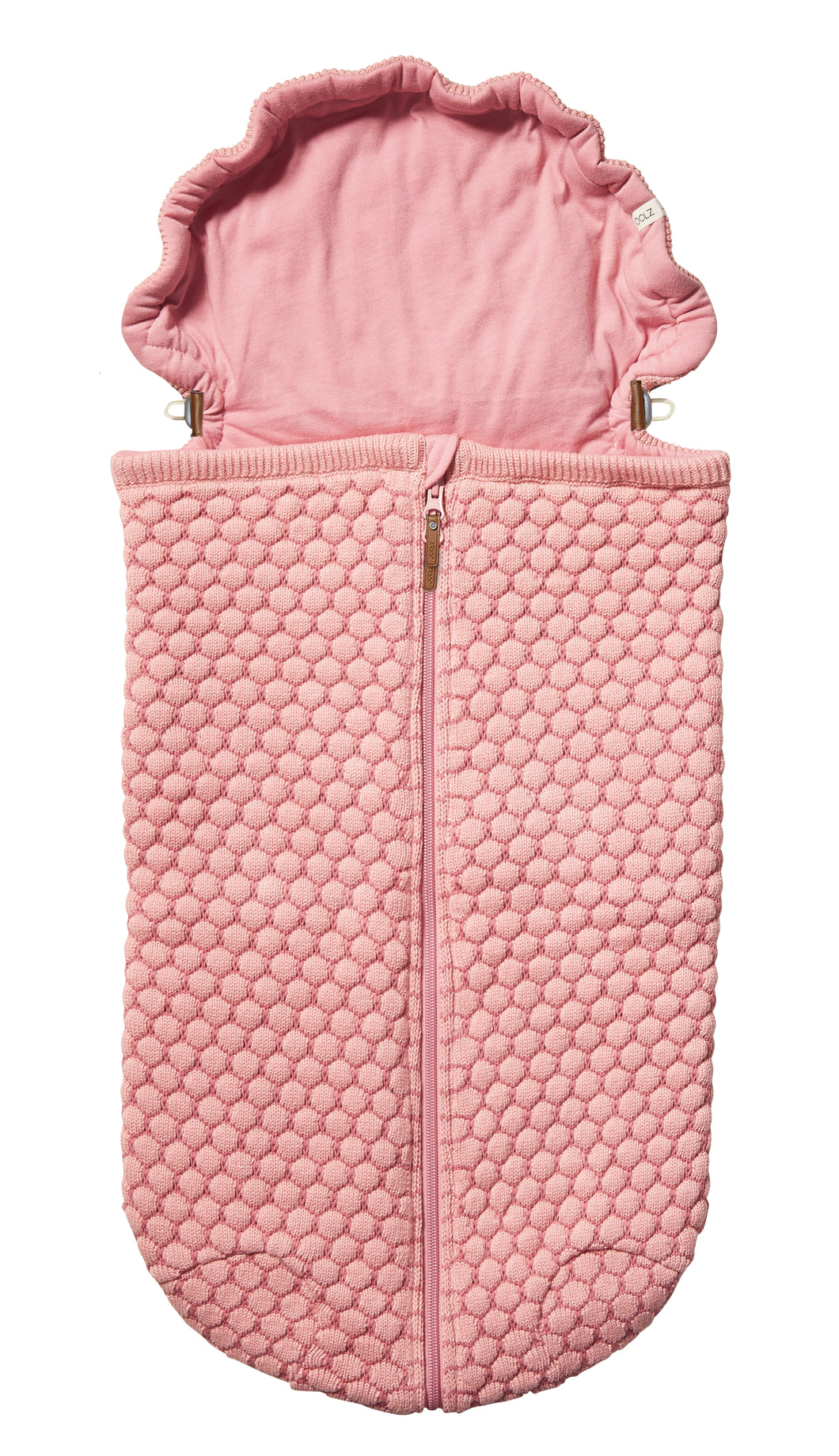 Joolz ESSENTIALS BABY NEST (Pink)