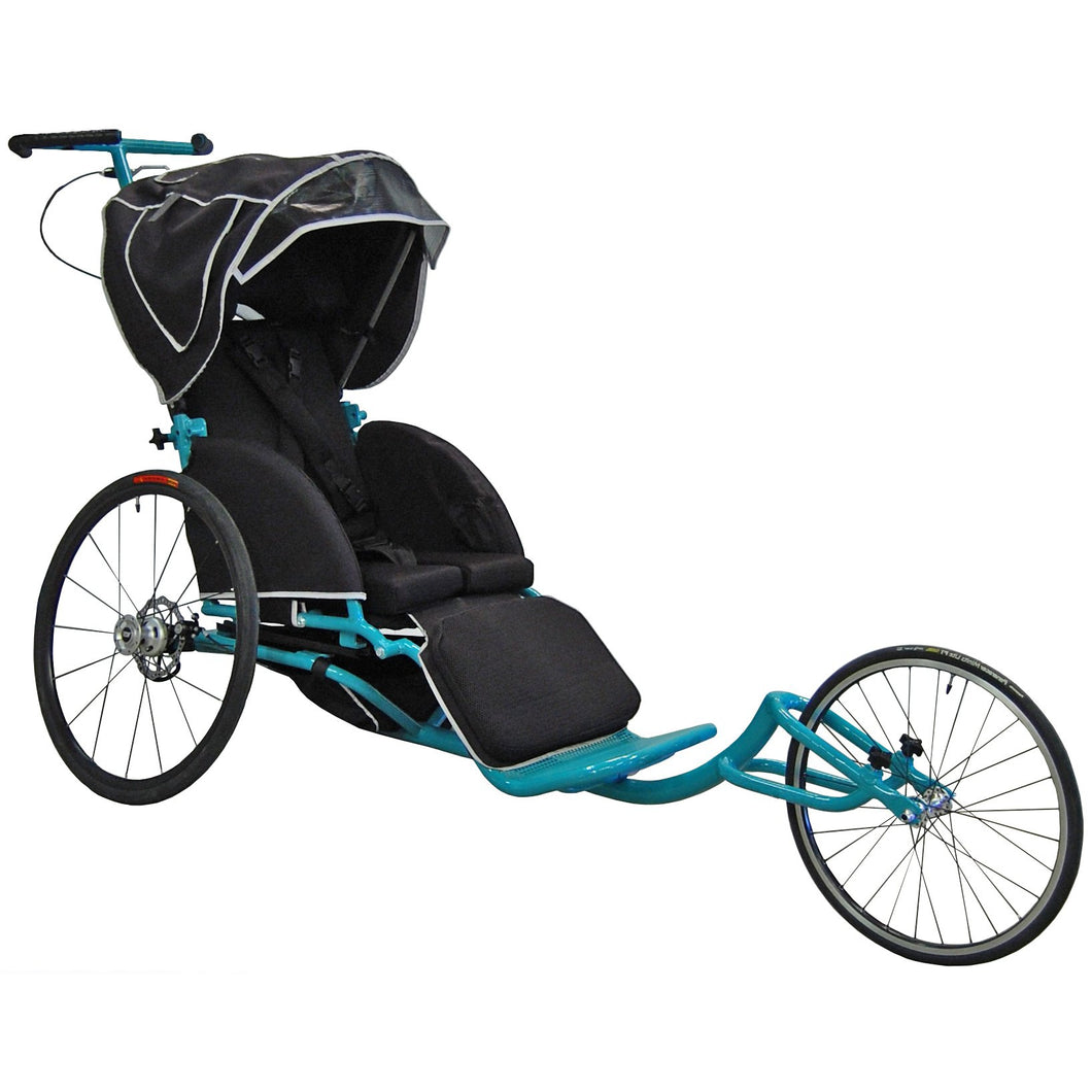 Adaptive Star Axiom Pulse Conversion (Racer Series)-Stroller-Supreme Stroller