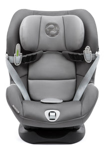 Cybex Sirona M SensorSafe 2.0 Convertible Car Seat (Denim Blue)-Convertible Car Seat-Supreme Stroller