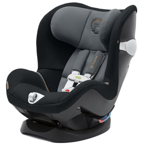 Cybex Sirona M SensorSafe 2.0 Convertible Car Seat (Pepperblack)-Convertible Car Seat-Supreme Stroller