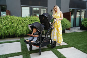 VeniceChild MAVERICK SINGLE to DOUBLE STROLLER (Eclipse)