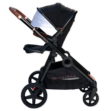 VeniceChild MAVERICK COMBO PACKAGE w/ EXTRA TODDLER SEAT (Eclipse)