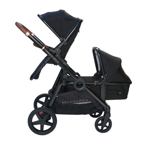 VeniceChild MAVERICK COMBO PACKAGE w/ BASSINET (Eclipse)