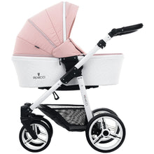 Load image into Gallery viewer, Venicci Pure Stroller (Rose/White Frame)-Stroller-Supreme Stroller