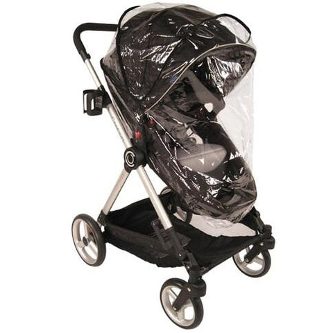 Contours Weather Shield (Black Trim)-Stroller Accessory-Supreme Stroller