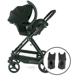 Contours Maxi Cosi/Nuna Infant Car Seat Adapter-Car Seat Accessory-Supreme Stroller