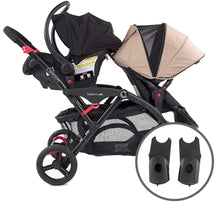 Load image into Gallery viewer, Contours Maxi Cosi/Nuna Infant Car Seat Adapter-Car Seat Accessory-Supreme Stroller
