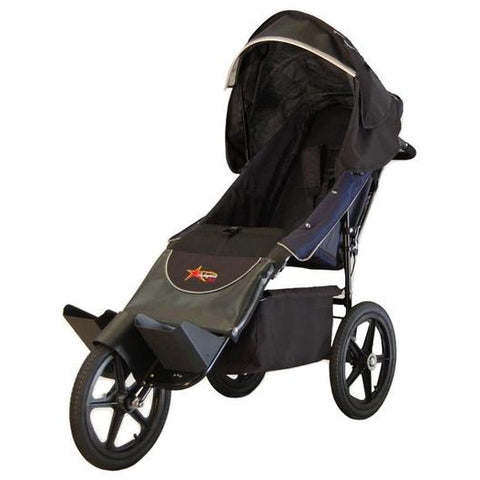 Adaptive Star Axiom Endeavour Push Chair Size 1.5-Stroller-Supreme Stroller