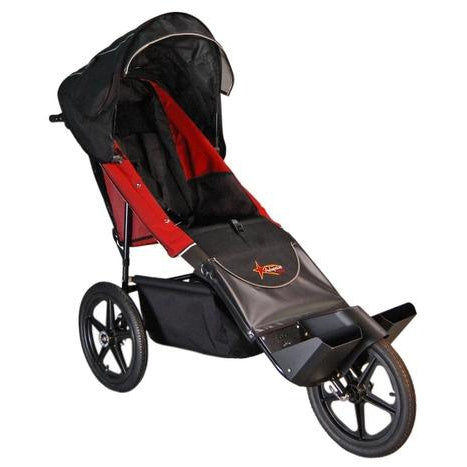 Adaptive Star Axiom Endeavour Push Chair Size 4-Stroller-Supreme Stroller