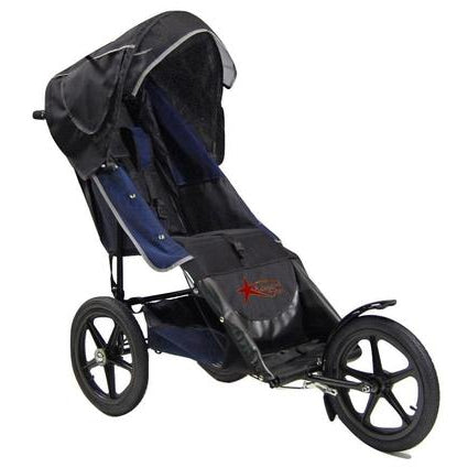 Adaptive Star Axiom Improv Push Chair Size 2-Stroller-Supreme Stroller