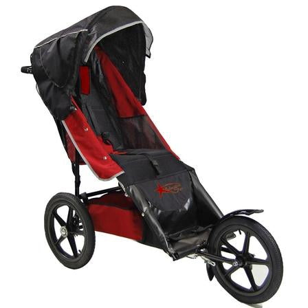 Adaptive Star Axiom Improv Push Chair-Adaptive Star-Supreme Stroller