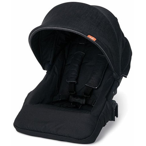 Austlen Entourage Second Seat (Black)-Stroller Accessory-Supreme Stroller