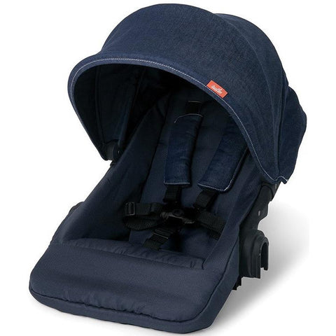 Austlen Entourage Second Seat (Navy)-Stroller Accessory-Supreme Stroller