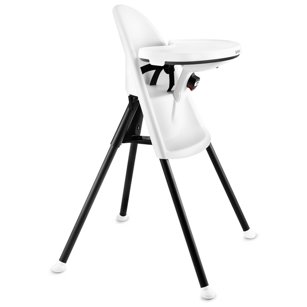 BABYBJÖRN High Chair (White)-High Chairs-Supreme Stroller