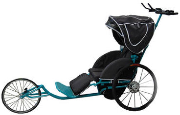 Adaptive Star Axiom Pulse Conversion (Racer Series)-Adaptive Star-Supreme Stroller