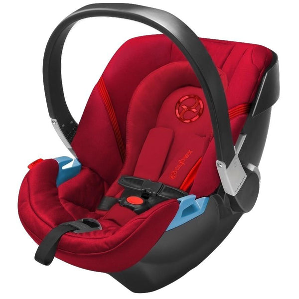 Cybex Aton 2 Infant Car Seat (Hot & Spicy)-Car Seat-Supreme Stroller
