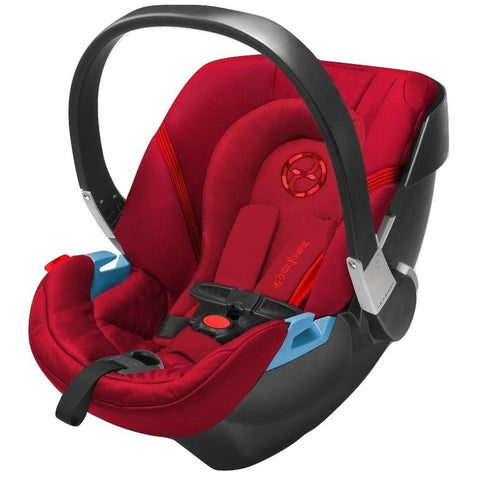 Cybex Aton 2 Infant Car Seat (Hot & Spicy)-Infant Car Seat-Supreme Stroller