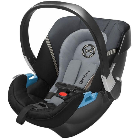 Cybex Aton 2 Infant Car Seat (Moon Dust)-Infant Car Seat-Supreme Stroller