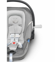 Cybex Eezy S Twist/Aton 2 w/ SensorSafe™ Travel System (Denim Blue)-Travel System-Supreme Stroller