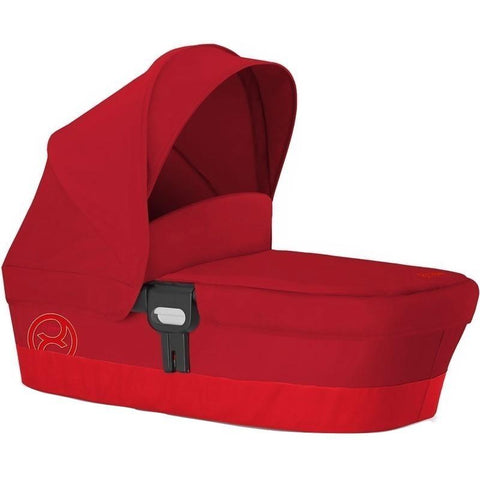 Cybex Carry Cot M (Hot & Spicy)-Cybex-Supreme Stroller