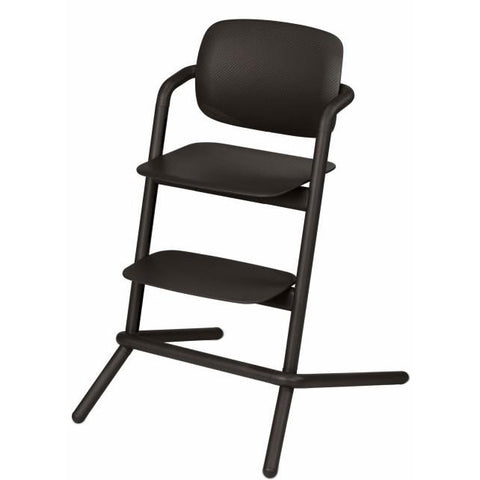 Cybex LEMO High Chair (Infinity Black)-High Chairs-Supreme Stroller