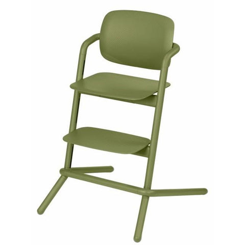 Cybex LEMO High Chair (Outback Green)-High Chairs-Supreme Stroller