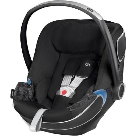 GB Idan Infant Car Seat Day Dream with Load Leg Base (Black)-Infant Car Seat-Supreme Stroller