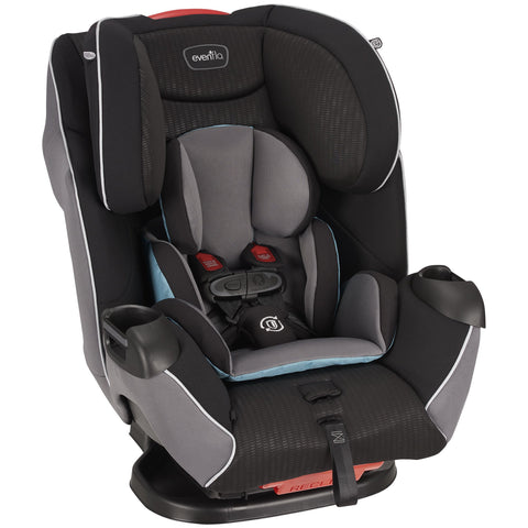 Evenflo Platinum Symphony LX All-in-One Car Seat (Montgomery)-Convertible Car Seat-Supreme Stroller