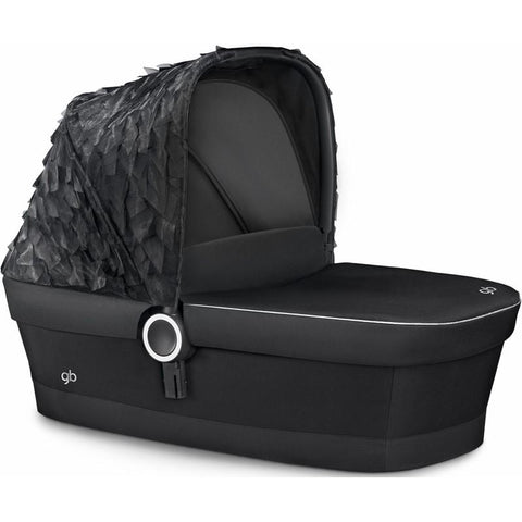 GB Maris Carry Cot Day Dream (Black)-Carrycot-Supreme Stroller