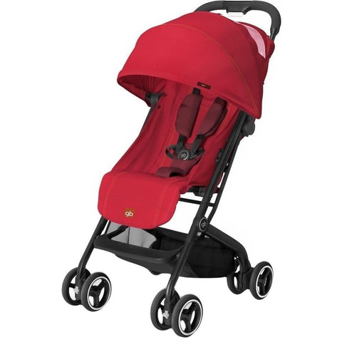 GB QBit (Dragonfire Red)-Stroller-Supreme Stroller