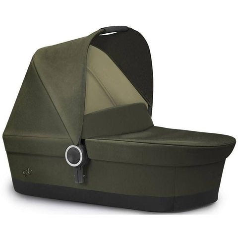 GB Maris Carry Cot (Lizard Khaki)-Carrycot-Supreme Stroller